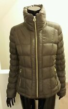 Michael Kors Quilted Packable Down Filled Coat Size Medium
