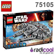 75105 LEGO Millennium Falcon™ STAR WARS Age '9-14 / 1330 Pieces / NEW 2015