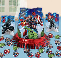 Epic Avengers Table Decorating Kit - Birthday Party Decorations