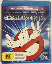 Ghostbusters / Ghostbusters II (Blu-ray, 2-Disc)