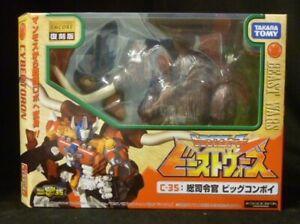 Takara Tomy Transformers / Beast Wars Angkor big convoy C35