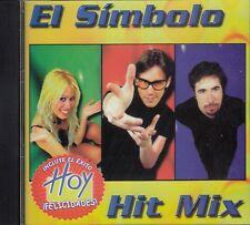 El Simbolo Hit Mix  CD No Plastic Seal