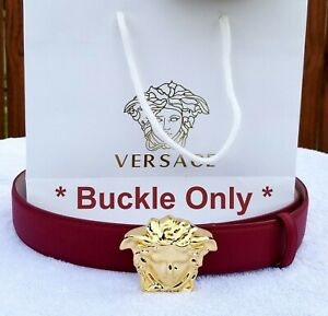 Versace Medusa Buckle Golden Head For 38mm Belt Straps Made in Italy 100 40 2021
