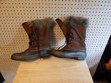 Women's Chooka 4 Eye Stay Winter Boots - Brown 9