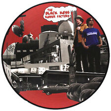 The Black Keys Rubber Factory Picture Disc Vinyl Record New! Pic