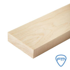 NECK BLANKS for Eletric GUITARS – TONEWOOD – Rock Maple