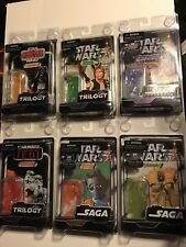 BOXES ONLY Hasbro Star Wars The Vintage Collection The Saga Orginal Trilogy Lot