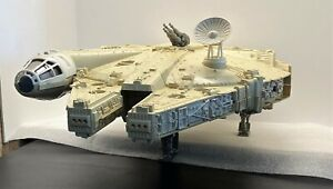Vintage 1979 Star Wars Millennium Falcon With Box & Instructions