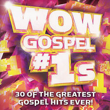 Wow Gospel #1s: 30 Of The Greatest Gospel Hits Ever! by Various Artists CD NEW