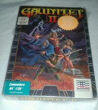 Gauntlet II  (Commodore 64/128, 1987)