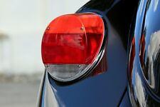 2 Rückleuchten für VW Käfer mit Chromfuß - wie Ultima Edition