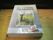 Jean-Philippe DERENNE: la cuisine vagabonde