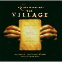 JAMES NEWTON HOWARD (COMPOSER)/OST - THE VILLAGE  CD 13 TRACKS SOUNDTRACK NEU