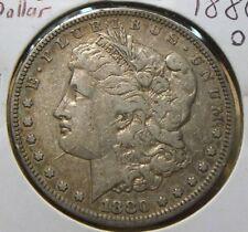 1880-O  MORGAN  SILVER DOLLAR~~XF   #2