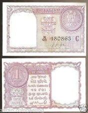 1 Rupee L.K. Jha (C inset) ( 1957) @ Uncirculated Condition ( A-11 )