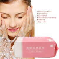 Disposable Face Cleansing Paper Towel Dry Wet Dual Use Makeup Remove Tissue CO