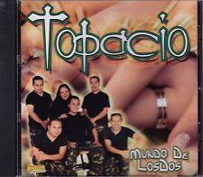 Topacio Mundo de Los dos CD New Nuevo
