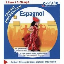 Assimil French: Guide de conversation : Espagnol by Jean Cordoba (Paperback,...