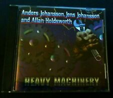 Heavy Machinery by Anders Johansson, Jens Johansson and Allan Holdsworth (CD1997