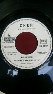 Cher- Edition Juke Box -bang Bang -needles And Pins 45 Tours