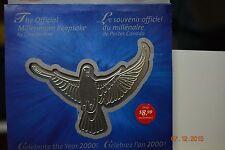 2000 Canada Post Millenium Keepsake Coin in Original Case