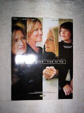 Point of Grace Free to Fly Songbook Piano Guitar Vocal WORD Music 2001 gospel