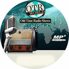 Candy Matson YUkon 2-8209 Old Time Radio Show OTR MP3 CD 19 Episodes