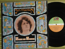 JON ANDERSON, SONG OF SEVEN, LP 1980 UK 1ST PRESS A1/B1 EX/EX+, WITH INNER/SL