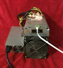 Antminer L3+ Scrypt Miner 504 MH/s Litecoin With APW3++ Power Supply  NO RESERVE