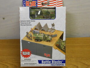 GI Joe Battle Blocks - Field Hospital