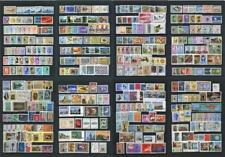 La Turquie lot mixte d'ensembles etc neuf sans charnière (un timbre mm noté)