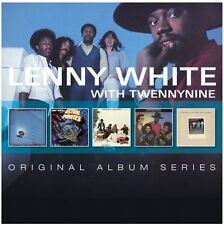 Original Album Series - Lenny White (2015, CD NIEUW)5 DISC SET