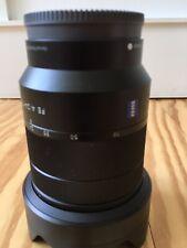SONY Zeiss Vario-Tessar T SEL2470Z 24-70mm f/4 OSS FE ZA Lens. MINT condition