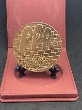 1977 Rare Poland Table Medal PPR