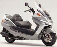 Coprisella specifico per scooter Yamaha Majesty 250 1996 1999 realizzato in simi