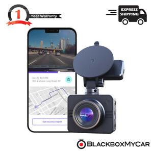 Nexar Beam Full HD 1080p 32 GB SD Card Dash Camera - Black - 2021 Version