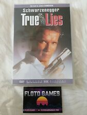 DVD ZONE 2 FR : True Lies - Schwarzenegger James Cameron - Action - Floto Games