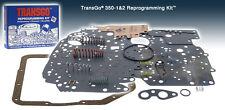 TH350 Turbo 350 Transgo Reprogramming Shift Kit Extreme Performance 350-1&2 HD