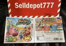 Kirby Battle Royale (Nintendo 3DS, 2018) Brand New