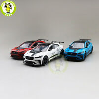 1/36 Jackiekim Jaguar I-PACE eTROPHY Diecast Metal Car Model Toys Kids Boy Gifts