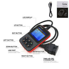Scanner Code Reader Diagnostic Tool fit OBD2/EOBD Engine ECU Fault  car vehicle