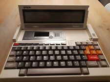 Epson Geneva PX-8 most powerful 8bit laptop- NO PSU - untested - vintage rare