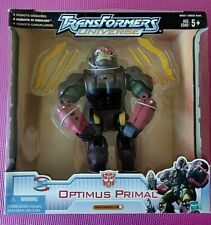 Transformers Universe OPTIMUS PRIMAL Wave 1 Ultra 2003 Ships WORLDWIDE NIB