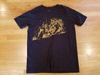 Mens NIKE 6.0 Skater T-Shirt Graphic Tee Sz L large ape guerilla logo rare