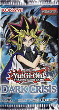 Dark Crisis Booster Pack - New and Sealed - DCR - 9 Cards - YuGiOh - SIGNED FOR