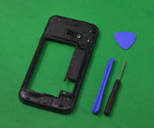 For Samsung Galaxy Xcover 4 G390 SM-G390F Black Middle Frame Housing Bezel