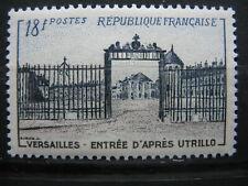 FRANCE neuf  n° 988  (1954) légère trace de charnière