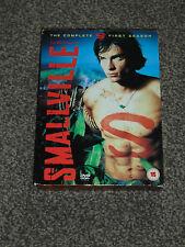 SMALLVILLE : THE COMPLETE FIRST SEASON ( 1 1st ) DVD BOXSET (FREE UK P&P)
