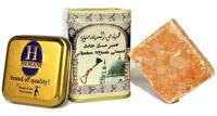 Original HEMANI Amber Musk Jamid Misk Duftstein Alkoholfrei *Arabische Parfüm *