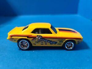 Hot Wheels '69 Chevy Camaro CUSTOM Loose Rampage. 1/64 scale